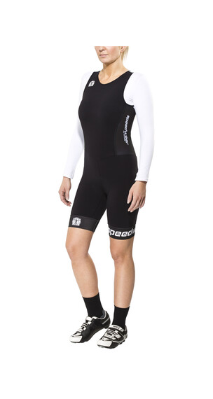 Bioracer Triathlon Team Suit Women Black/White
